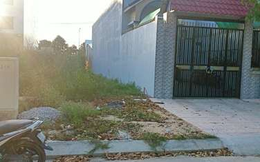 122 m2 land for sale in District Phong Dien