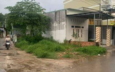114 m2 residential land for sale in District Tan Uyen