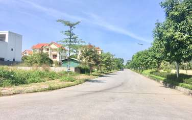 100 m2 commercial land for sale in District Yen My