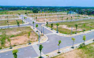 120 m2 land for sale in District Tu Nghia