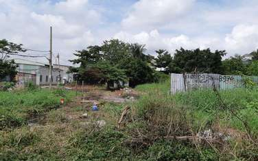 263 m2 residential land for sale in District Thu Duc