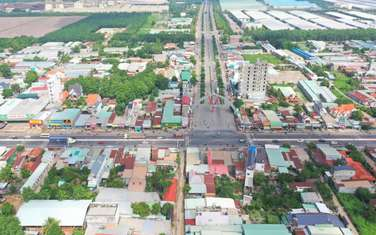 100 m2 residential land for sale in District Loc Ninh