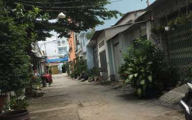 1 bedroom Private House for rent in District 12
