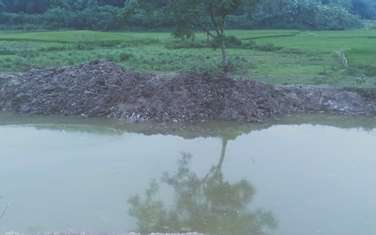3650 m2 residential land for sale in District Luong Son
