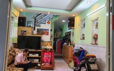 3 bedroom Private House for sale in District Tan Binh