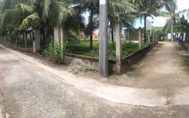 110 m2 residential land for sale in Ben Tre
