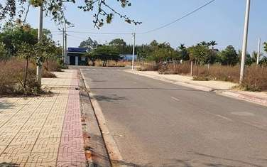 100 m2 residential land for sale in District Ham Thuan Bac