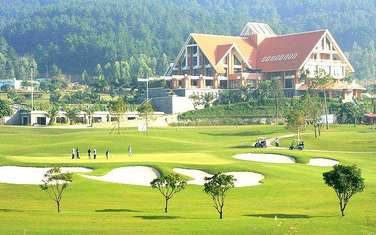 1000 m2 land for sale in District Tam Dao
