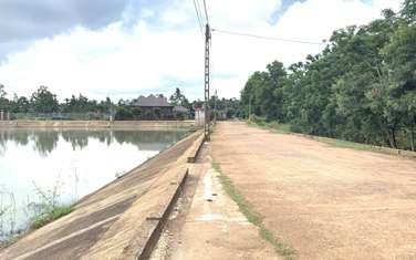 120 m2 residential land for sale in District Krong Pak