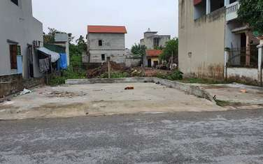 557 m2 residential land for sale in District Thuong Tin