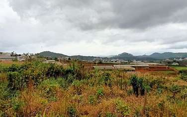 273 m2 residential land for sale in District Lac Duong