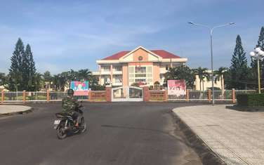72.7 m2 residential land for sale in District Chau Thanh