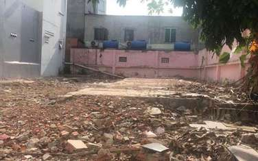 70 m2 residential land for sale in District Go Vap