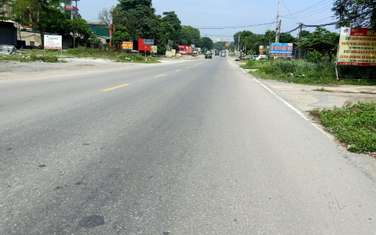 1659 m2 residential land for sale in District Quoc Oai