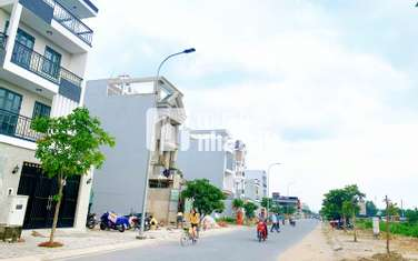 124 m2 residential land for sale in District Binh Tan