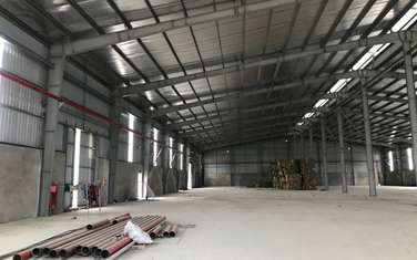 factory & warehouse for rent in District Lang Giang