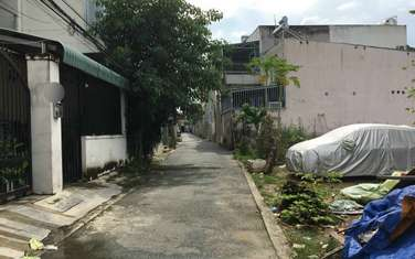 60 m2 residential land for sale in District Thu Duc