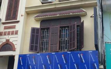 3 bedroom townhouse for rent in District Hoang Mai