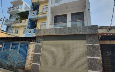 4 bedroom townhouse for sale in District 7