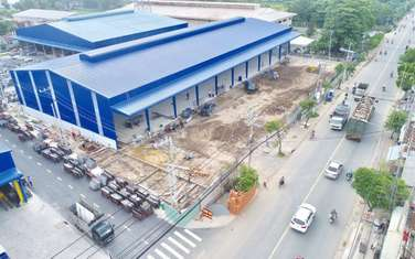 factory & warehouse for rent in District Cu Chi