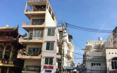 14 bedroom townhouse for sale in District Binh Thanh