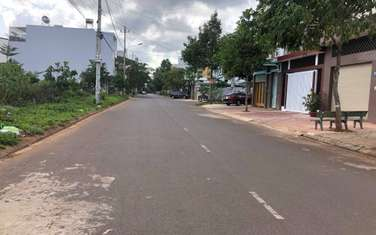 118 m2 residential land for sale in Thanh pho Buon Ma Thuot