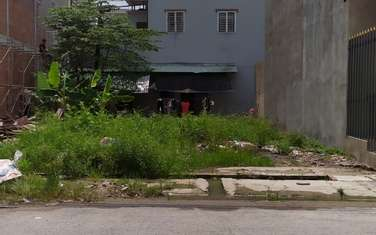 105 m2 residential land for sale in Thanh pho Bien Hoa