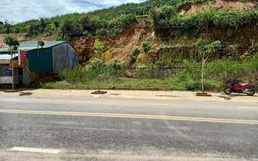 251 m2 residential land for sale in District Lac Duong