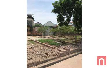 65 m2 residential land for sale in District Me Linh