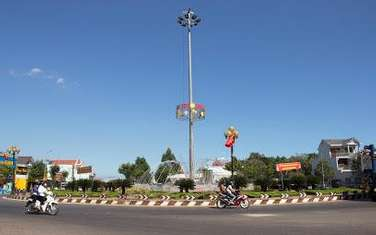 300 m2 Residential Land for sale in District Tan Thanh