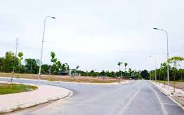 200 m2 residential land for sale in Thi xa Song Cong