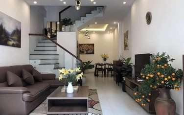 5 bedroom townhouse for sale in District Hoang Mai