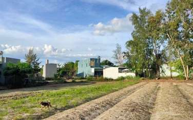 102 m2 residential land for sale in District Ngu Hanh Son