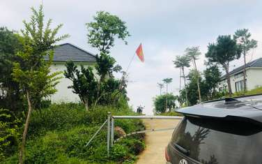 3000 m2 residential land for sale in District Ba Vi