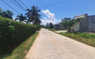 125 m2 residential land for sale in District Chon Thanh