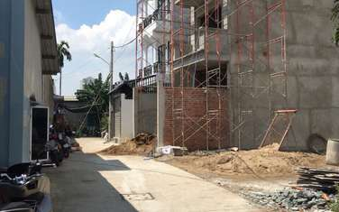 84 m2 residential land for sale in District Thu Duc