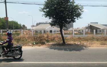500 m2 residential land for sale in District Thu Duc