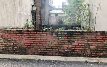 57 m2 residential land for sale in District Gia Lam