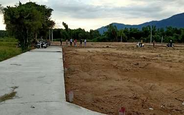 85 m2 residential land for sale in District Dien Khanh