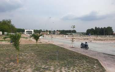 70 m2 residential land for sale in District Phu Giao