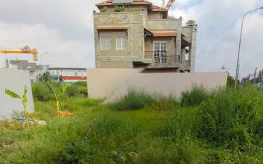 100 m2 land for sale in District Binh Tan