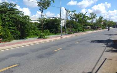 1057.3 m2 commercial land for rent in Tra Vinh