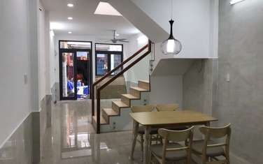 4 bedroom villa for rent in District Binh Thanh