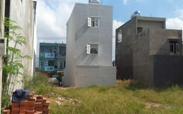 100 m2 residential land for sale in District Tan Binh