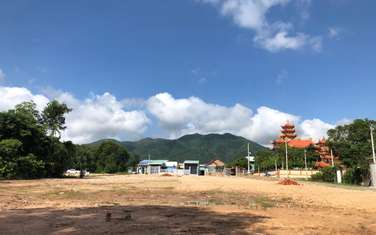 112 m2 residential land for sale in Phu My town