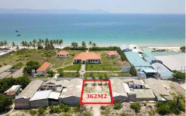 362 m2 residential land for sale in District Ninh Hoa