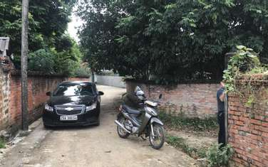570 m2 residential land for sale in Thi Xa Son Tay