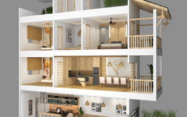 apartment for sale in District Thanh Thuy