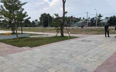 100 m2 residential land for sale in District Dien Ban