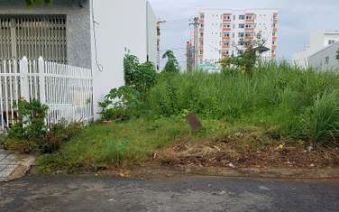 67.5 m2 residential land for sale in Thanh pho Long Xuyen